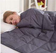 weighted blanket for adults with anxiety